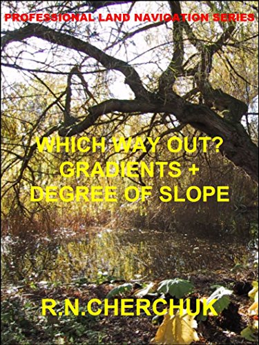 Which Way Out? - Gradients + Degree Of Slope (Professional Land Navigation Series #13)