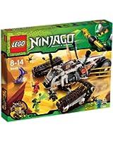 Lego Ninjago Playthème - 9449 - Jeu de Construction - Le Tout-Terrain Ultrasonique