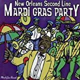 New Orleans Second Line Mardi Gras Party