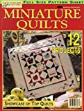 img - for Australian Patchwork & Quilting Miniature Quilts (1997) book / textbook / text book