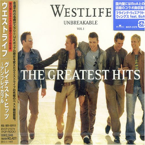 Westlife - Unbreakable Vol 1 Greatest Hits - Zortam Music