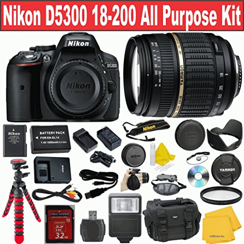 Nikon D5300 24.2 MP CMOS Big Discount