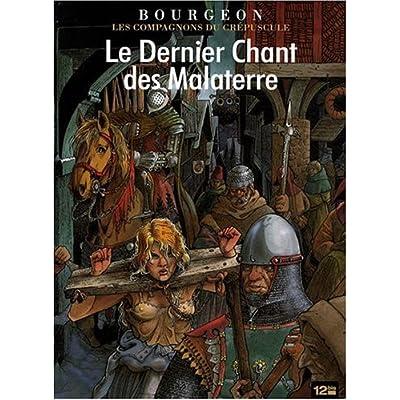 Bourgeon - Le Dernier Chant des Malaterre - Les compagnons du crépuscule, Tome 3 61uGPs15zKL._SS400_