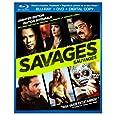 Savages [Blu-ray + DVD + Digital Copy] (Bilingual)