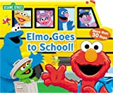 Sesame Street Elmo Goes to School (Lift-the-Flap) (0794425852) by Sesame Street