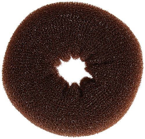 Sleep-In Rollers - Ciambella per chignon, misura grande, colore castano