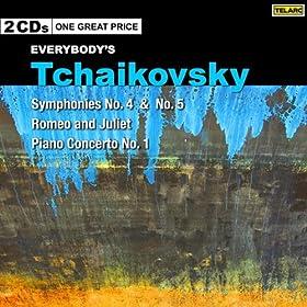 Tchaikovsky: Piano Concerto No. 1: II. Andantino semplice - Prestissimo - Tempo I