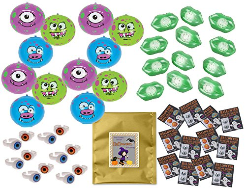 48-Piece-Halloween-Party-Favor-Bundle-Assortment-Pack-of-Toys-for-Kids-Parties-Pinatas-Trick-or-Treat-Classroom-or-Carnivals