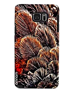 Omnam Leaves Bunch Printed Designer Back Cover Case For Samsung Galaxy Note 5