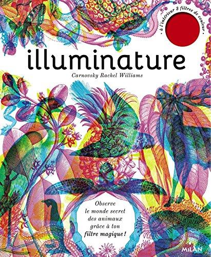 Illuminature : toute la beauté du monde animal révélée par la magie des filtres colorés