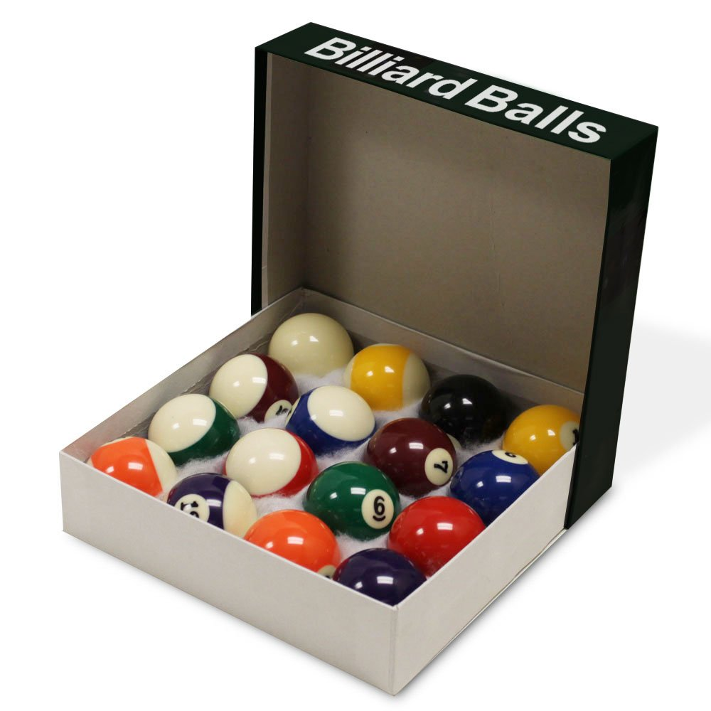 Pool Table Billiard Ball Set by Felson Billiard Supply