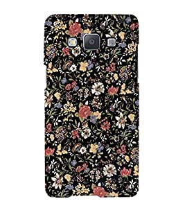 Flowers Artist Wall Cute Fashion 3D Hard Polycarbonate Designer Back Case Cover for Samsung Galaxy A3 :: Samsung Galaxy A3 Duos :: Samsung Galaxy A3 A300F A300FU A300F/DS A300G/DS A300H/DS A300M/DS