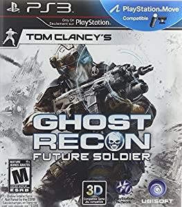Tom Clancy's Ghost Recon: Future Soldier - PlayStation 3 Standard Edition