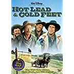 Hot Lead & Cold Feet DVD