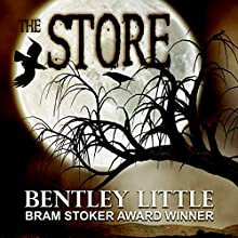The Store Audiobook by Bentley Little Narrated by David Stifel