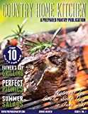 img - for Country Home Kitchen: Issue 8 book / textbook / text book