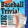 Baseball Trivia 2017 Page-A-Day Calendar