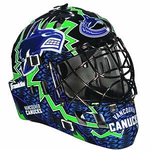 Franklin Sports NHL SX Comp GFM 100 Goalie Face Mask by Franklin