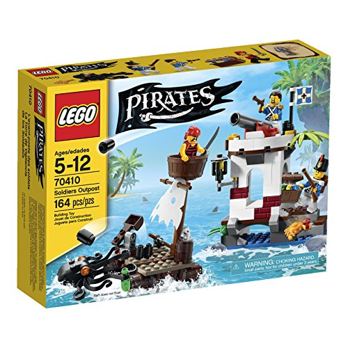New LEGO 6100653 Pirates Soldiers Outpost