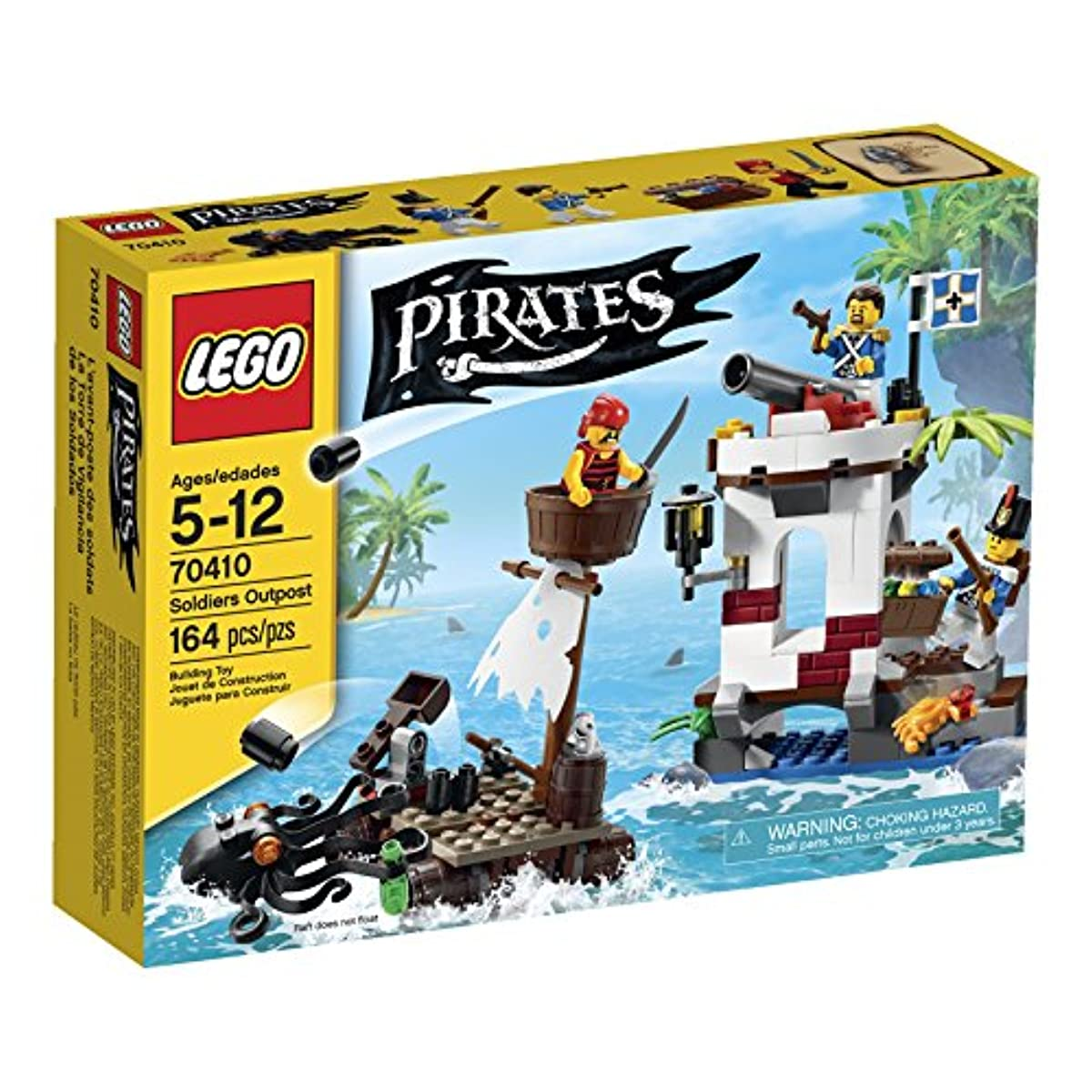[해외] LEGO PIRATES SOLDIERS OUTPOST