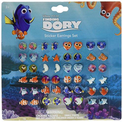 WeGlow International Finding Dory Sticker Earring (24 Pairs)