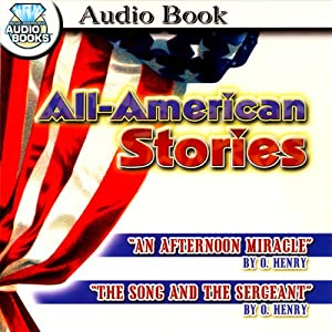 All-American Stories Audiobook