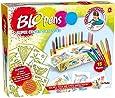 Lansay - 23420 - Kit de Loisir Créatif - Blopens Super Centre D'Activités