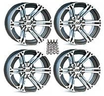 Polaris Ranger Rzr XP 4 900 2012-2014  Wheel Spacer spacers Tire Drive 3//8