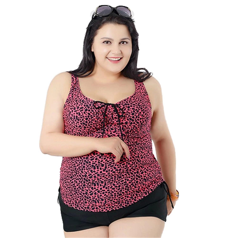 Tankini Plus Size Swimsuit