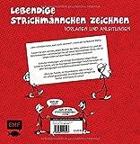 Image de Lebendige Strichmännchen zeichnen: Vorlagen und Anleitungen