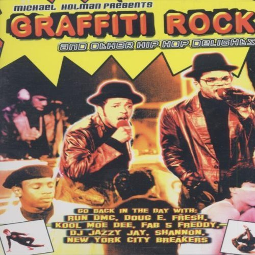 DVD : Graffiti Rock & Other Hip Hop Delights