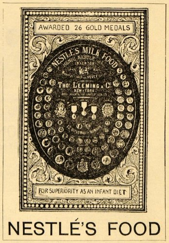 Nestle Baby Milk Formula