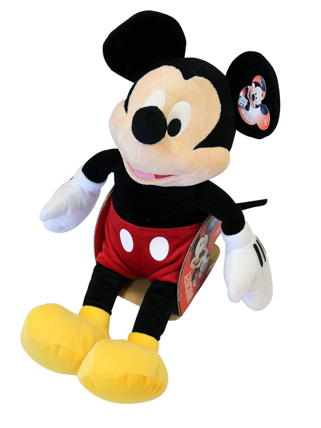 Just Play Plush Toys - Disney - MICKEY MOUSE (19 inch)
