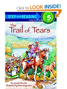 Trail of Tears (Step-Into-Reading, Step 5) by Joseph Bruchac