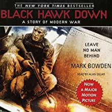 Black Hawk Down (       UNABRIDGED) by Mark Bowden Narrated by Alan Sklar