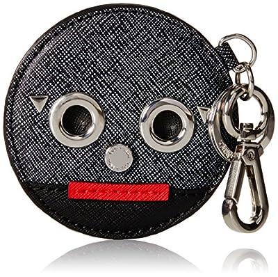 Calvin Klein Saffiano Key Fob Coin Purse from Calvin Klein
