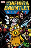 img - for Infinity Gauntlet book / textbook / text book