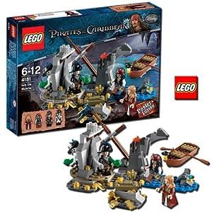 LEGO 4181 Pirates of the Caribbean Isla de la Muerta