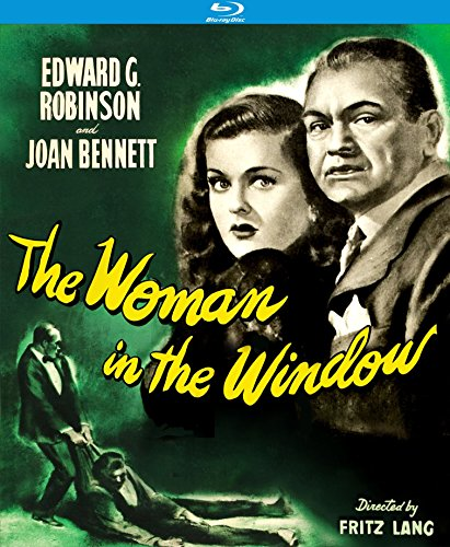 Blu-ray : The Woman In The Window (Blu-ray)
