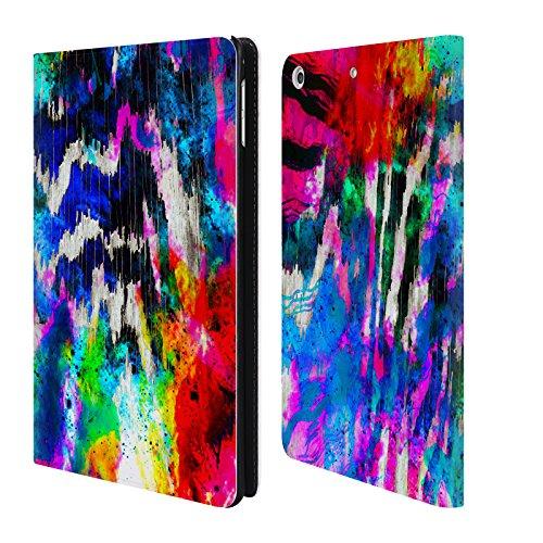 ufficiale-caleb-troy-zebra-in-technicolor-vivido-cover-a-portafoglio-in-pelle-per-apple-ipad-mini-4