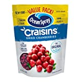 Ocean Spray Craisins Dried Cranberries, 24 Ounce (Tamaño: 24 Ounces)