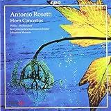 Rosetti: Horn Concertos: Includes Cpo Catalogue