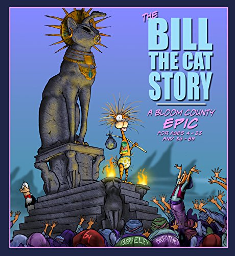 Download The Bill the Cat Story: A Bloom County Epic