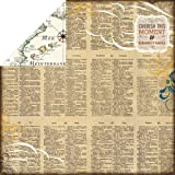 Echo Park Reflections Cherish the Moment 12 X 12 Scrapbook Paper