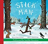 Julia Donaldson Stick Man audio CD