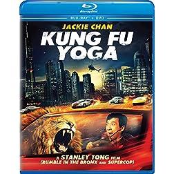 Kung Fu Yoga [Blu-ray]