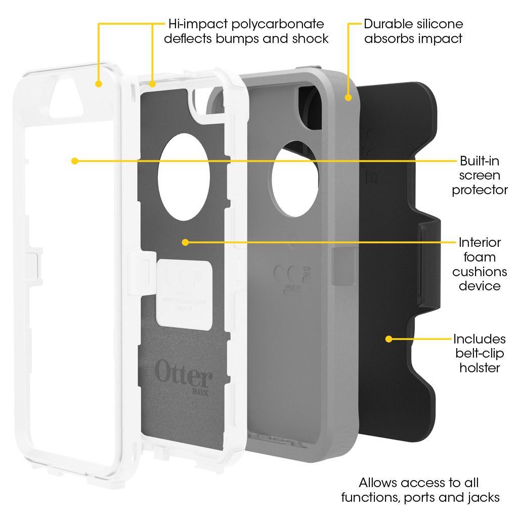 Ot otterbox iphone 6s plus covers - Otterbox Defender Series Case For Iphone 5s Iphone 5s Phone Case