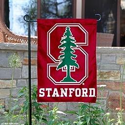 Stanford Garden Flag and Yard Banner