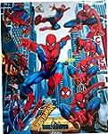 Spider-man - Web Swing - A4 Sheet of...