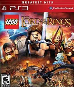 LEGO Lord of the Rings - Playstation 3